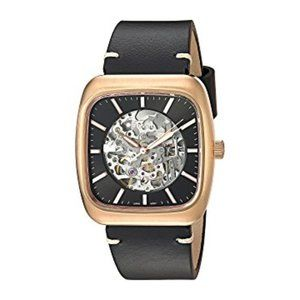 FOSSIL RUTHERFORD AUTOMATIC SQUARE FACE WATCH